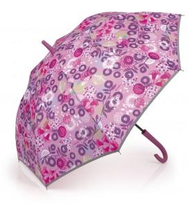 Paraguas Largo 52Cm 8 ribs Linda Gabol