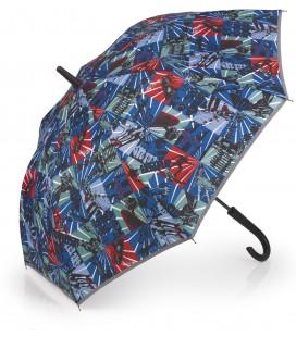 Paraguas Largo 52Cm 8 ribs Flip Gabol