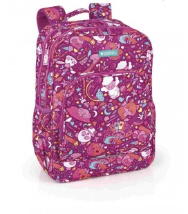 Mochila Escolar Adaptable Toy Gabol