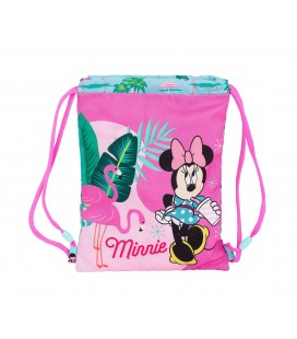 Saco Plano Minnie Mouse Palms