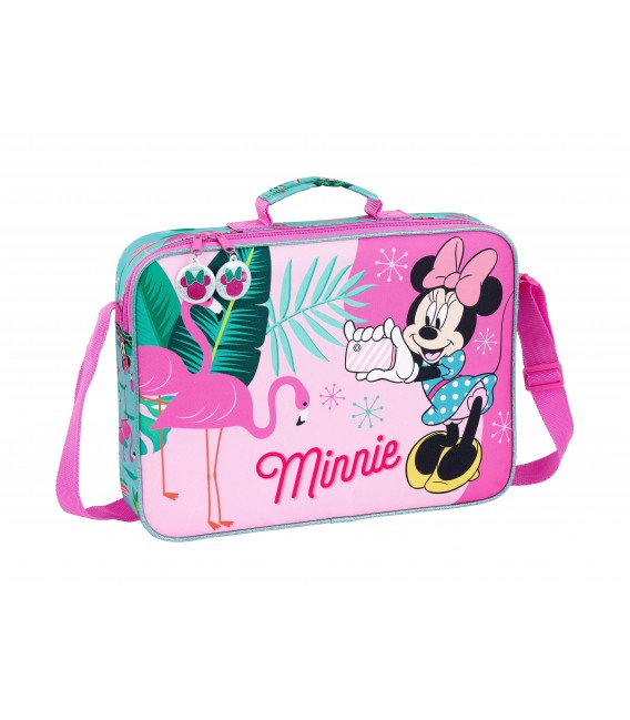 CARTERA EXTRAESCOLAR MINNIE MOUSE PALMS