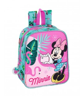 Mochila Guardería Minnie Mouse Palms