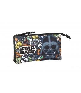 Portatodo Tres Compartimentos Galaxy Star Wars