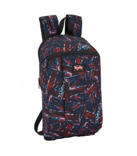 Mini Mochila Blackfit8 Flags