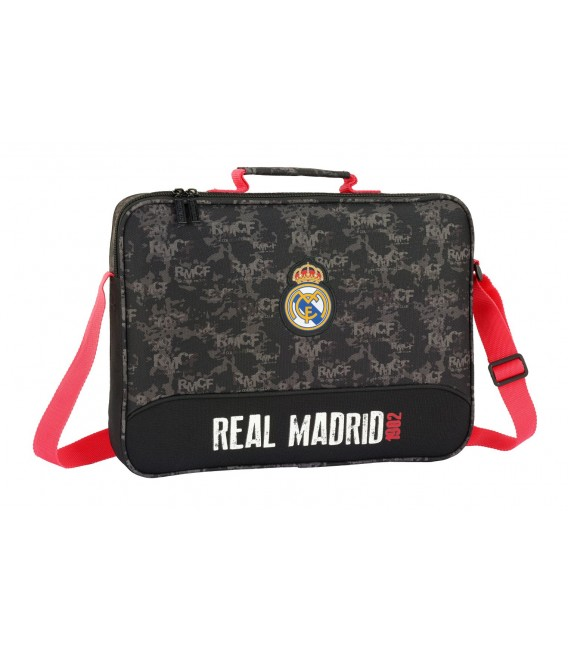 CARTERA EXTRAESCOLAR REAL MADRID BLACK