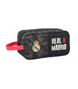 Zapatillero Mediano Real Madrid Black