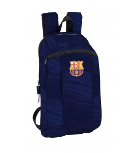 Mini Mochila FC Barcelona Azul