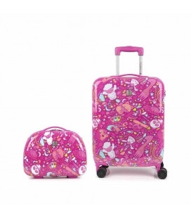 Trolley Cabina 55 + Neceser ABS Toy Gabol