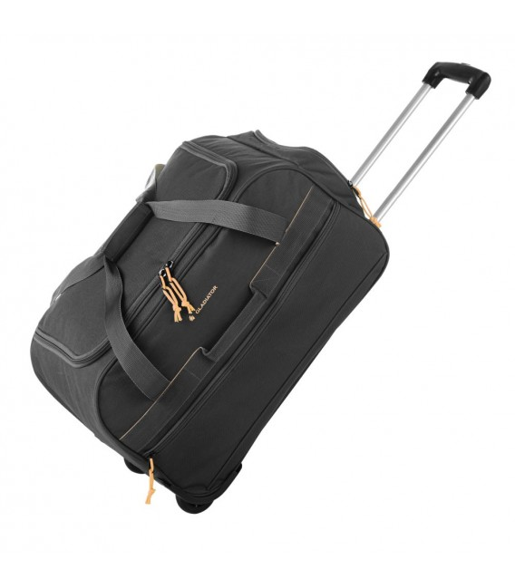 BOLSO CON RUEDAS MEDIANO EXPEDITION NEGRO GLADIATOR