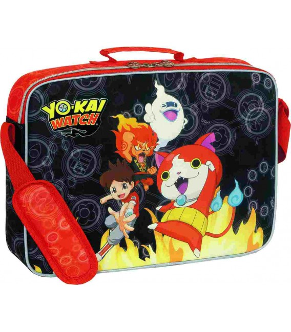 Cartera Extraescolar Yo Kai Watch