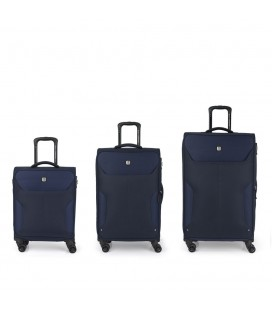Set 3 Maletas C22-M-L Gabol Nordic Azul