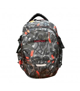 Mochila Escolar Adaptable Duo Red Indian Collpack