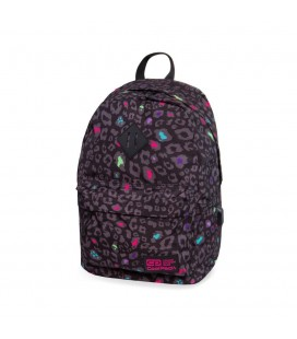 Mochila Escolar Cross Black Panther Collpack