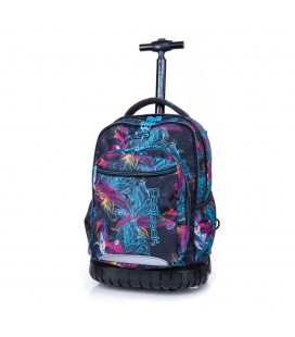 Mochila Trolley Escolar Swift Vibrant Bloom Collpack