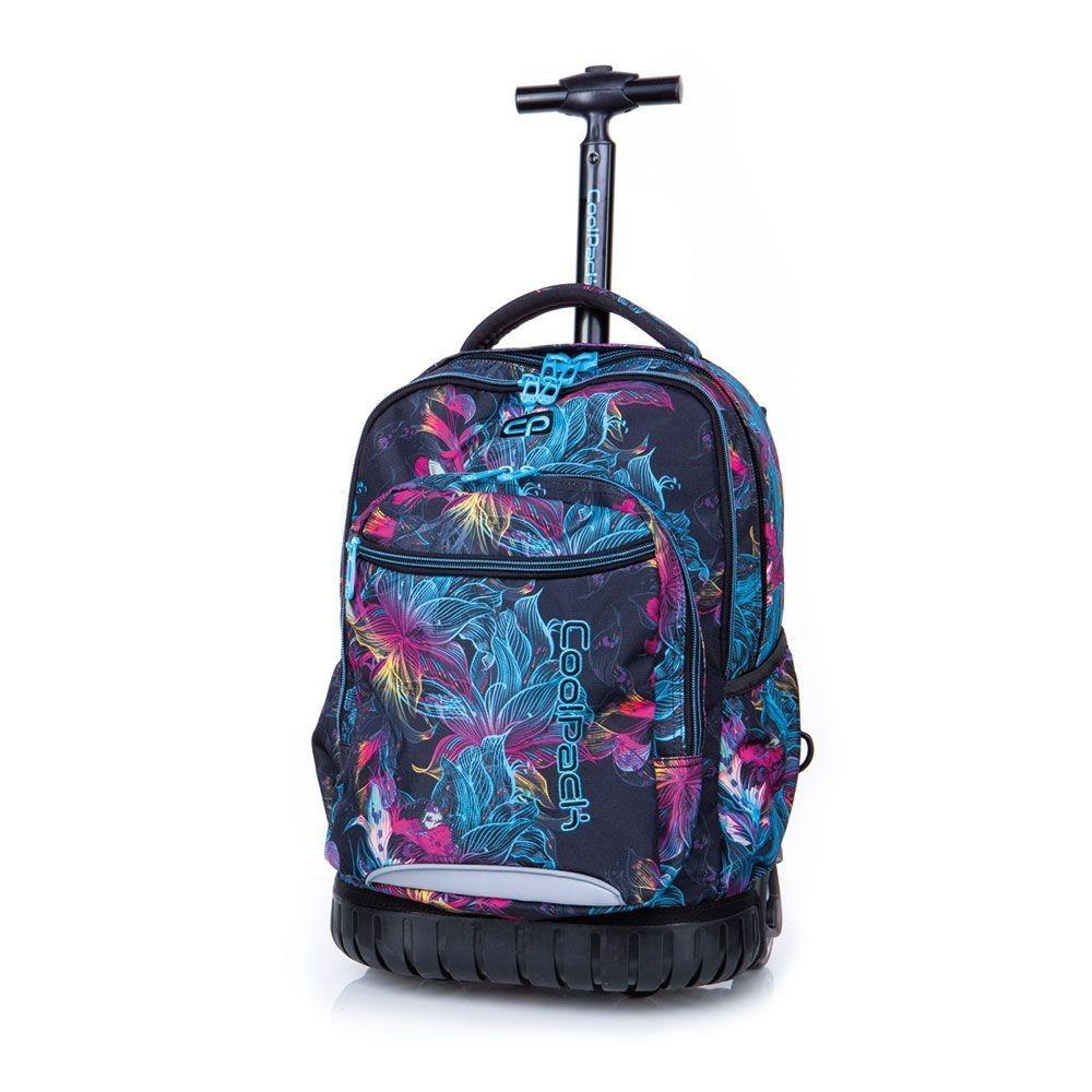 Mochila Trolley Escolar Swift Vibrant Bloom Collpack