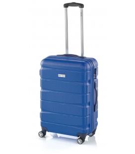 Maleta Grande John Travel Double2 Azul