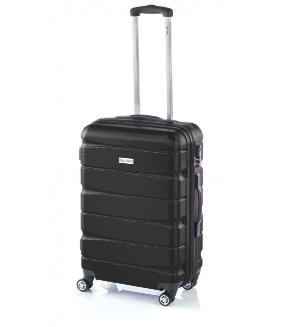 Maleta Grande John Travel Double2 Negro
