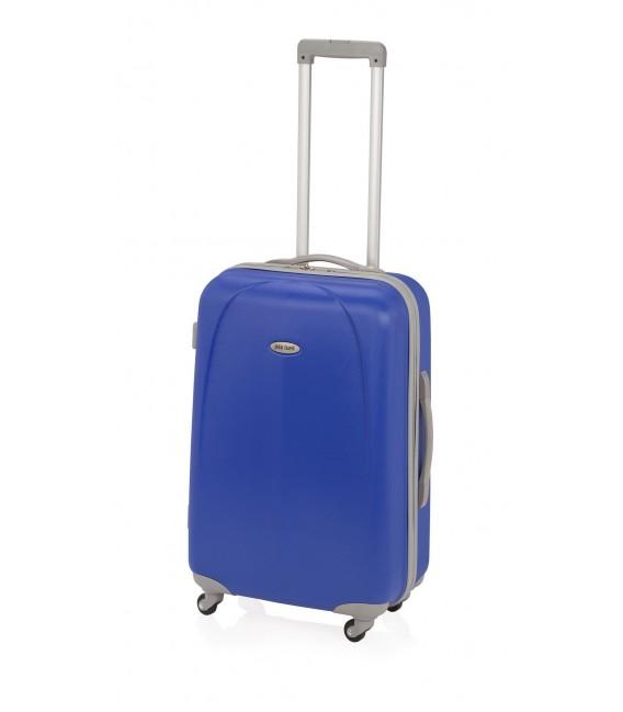 Maleta Mediana John Travel Fasten Azul