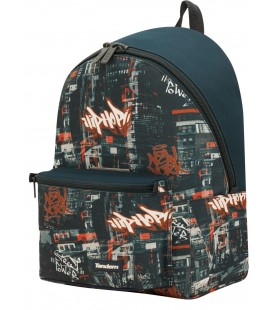 Mochila Teen Escolar Tandem New York
