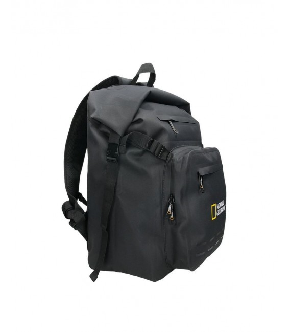Mochila Grande National Geographic Waterproof Negro