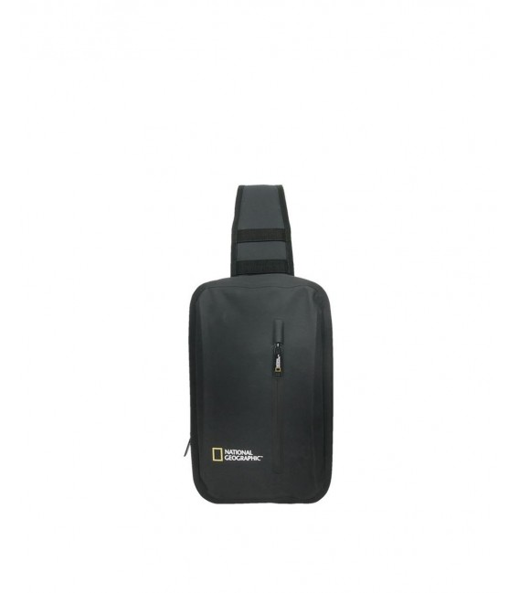 Bolso bandolera National Geographic Waterproof Negro