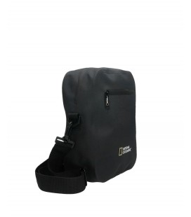 Mochila Lateral National Geographic Waterproof Negro