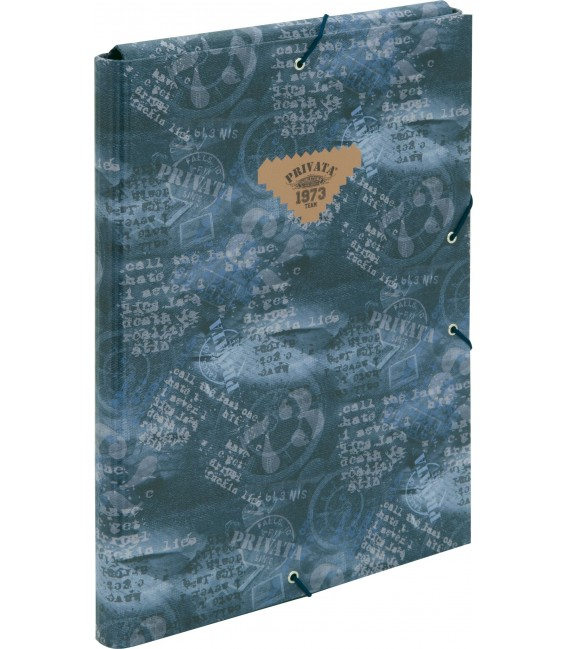 Carpeta Folio C/Solapa y Goma Privata West