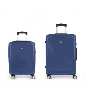 Set 2 Maletas C22-M Gabol Sand Azul