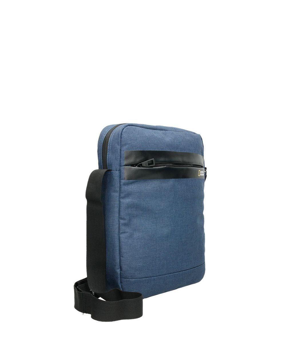 Bolso bandolera National Geographic Stream Azul