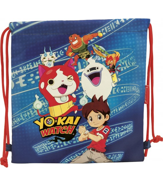 Saco Plano Mediano Yokai Watch Group