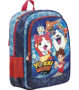 Mochila New EGB Escolar Yokai Watch Group