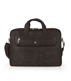 "Cartera Portatil 15,6"" Gabol Report Chocolate"