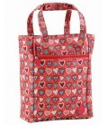 Portaordenador Bolso Shopping Flamenco Triana rosa