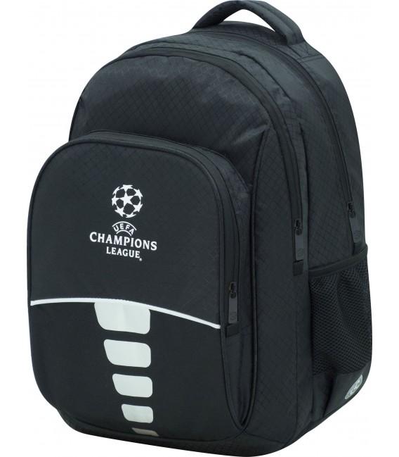 Mochila Doble Cuerpo Grp Ac Champions League Black