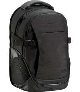 Mochila Doble City Tandem Negro