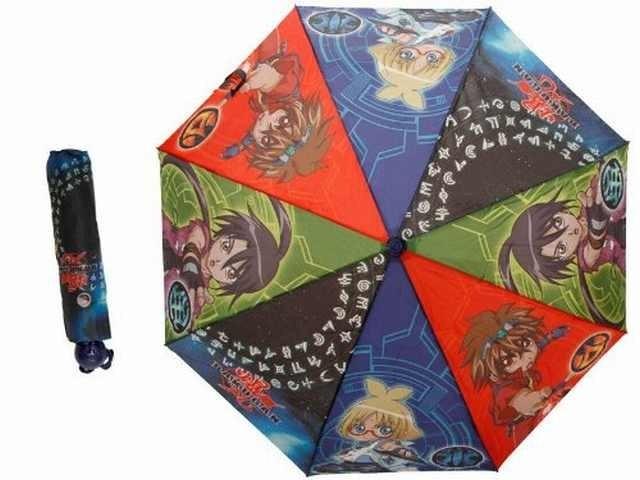 Paraguas plegable Bakugan