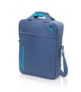 Bolso Mochila Portaordenador Vogart Kover Azul