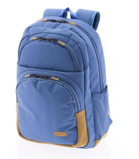 "Mochila Portaordenador 15"" Vogart Campus Azul Celeste"