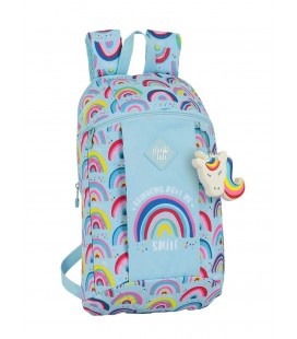 Mini Mochila Glowlab Rainbow