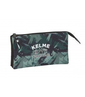 Portatodo Tres Compartimentos Kelme Authentic