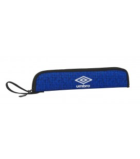 Portaflautas Umbro Black & Blue