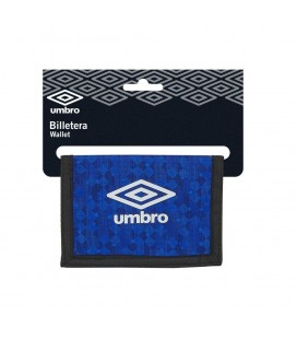 Billetera Umbro Black & Blue