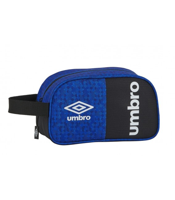 Neceser Adaptable Umbro Black & Blue