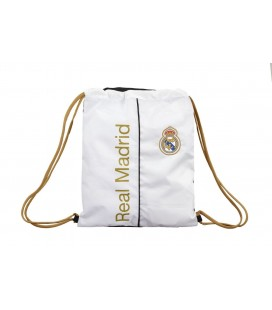 Saco Plano Real Madrid Blanco