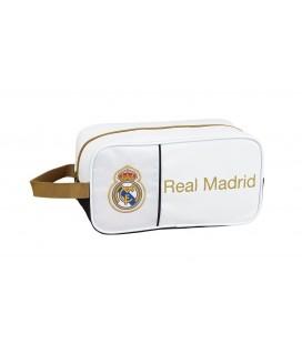 Zapatillero Mediano Real Madrid Blanco