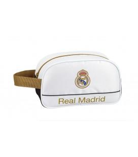 Neceser Adaptable Real Madrid Blanco