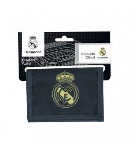 Billetera Real Madrid Azul Marino