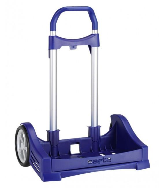 Carro Porta Mochilas Evolution Azul Marino