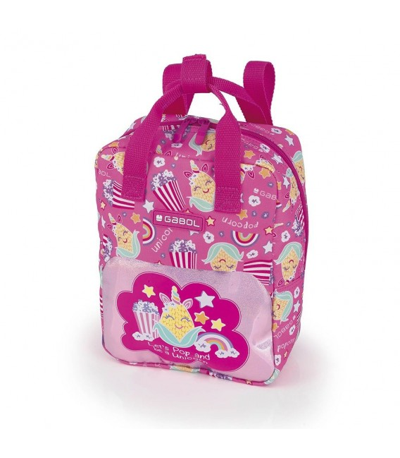 Mochila Guarderia Unicorn Gabol