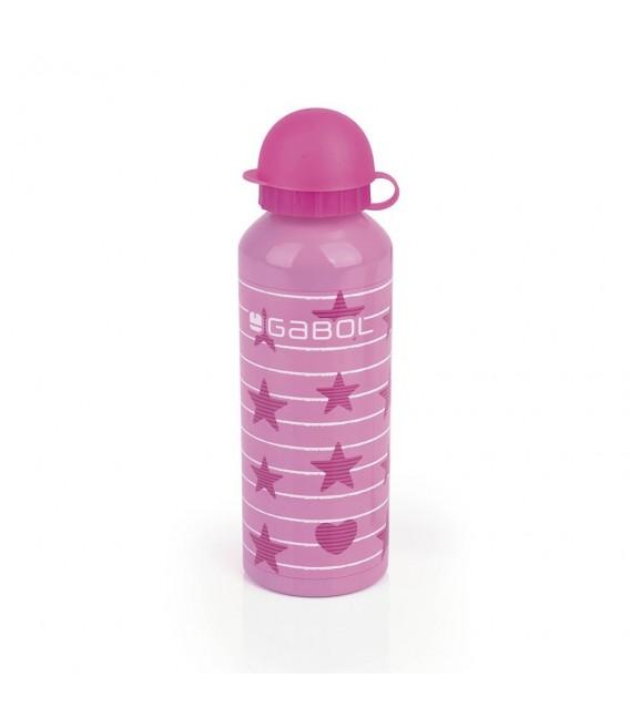Botella Aluminio Infantil Shiny Gabol